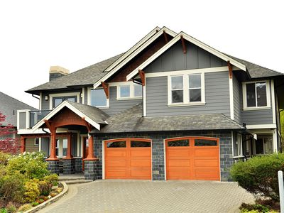 Photo for Spectacular 6 Bedroom Executive Victoria Vacation Home with Amazing Views