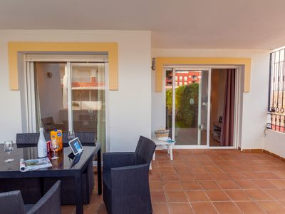 Photo for Casa Elche is a modern 2 bedroom ground floor apartment in central Jesus Pobre.