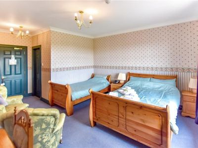 Photo for Spacious room for 3 + Full breakfast near Lerwick & Scalloway