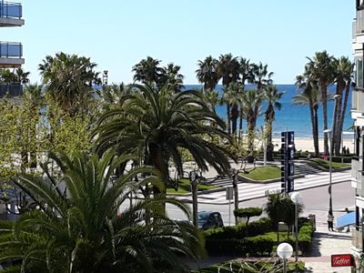 "Photo for ""TAURO"" PERFECT APARTMENT, PARKING, SEA VIEW, TERRACE, BEACH AT THE END OF THE PARK"
