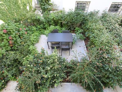 Photo for OPO-APT 114-0 Pateo apartment in city center. A peacefull private garden!
