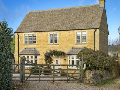 Photo for Compton House is a delightful and modern Cotswold cottage.