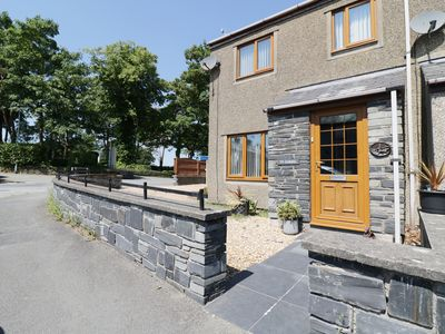 Photo for TY CORNEL, with a garden in Penrhyndeudraeth, Ref 985243