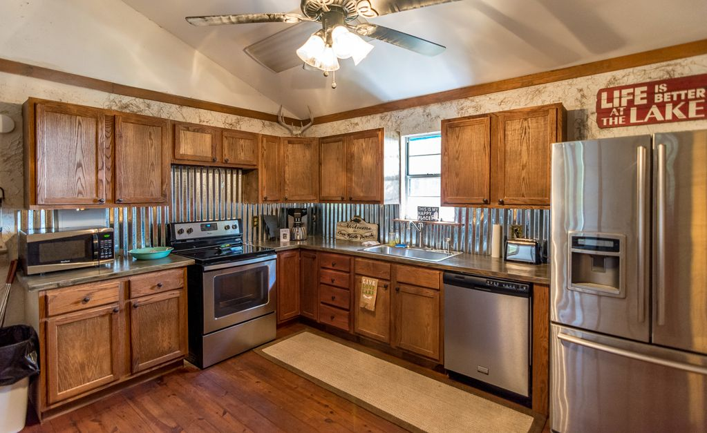 Property Image#6 The Only VRBO On The North End Of Toledo Bend. Cabin