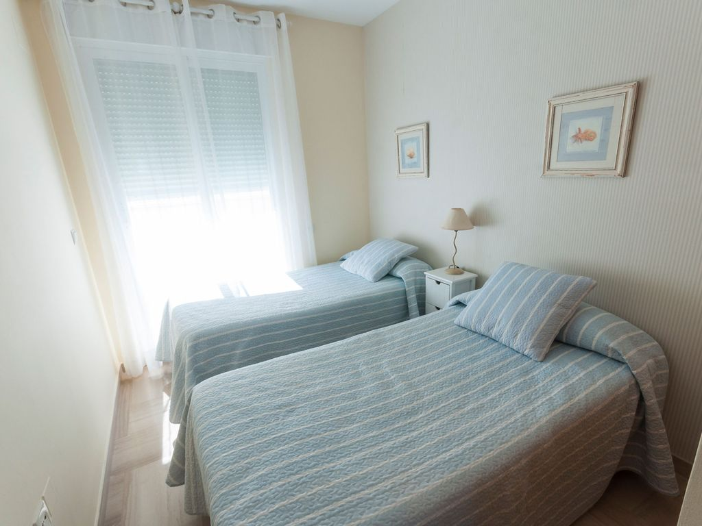Property Image#4 Luxury Apartment 35 Meters From Gandia Beach And Beautiful  Sea Views