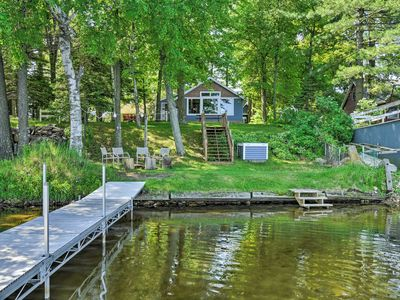 Photo for NEW! White Lake Home w/Patio, Fire Pit, Boat Dock!