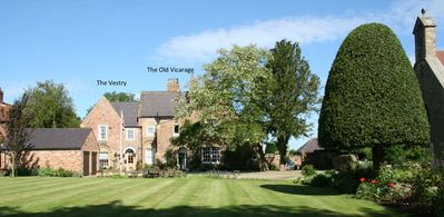 Photo for Beautiful location, lots of outside space, stunning village with Gastro Pub
