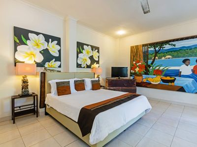 Photo for Promo Precious Villa 2 bedrooms just 5 minutes  walking to  Seminyak beach
