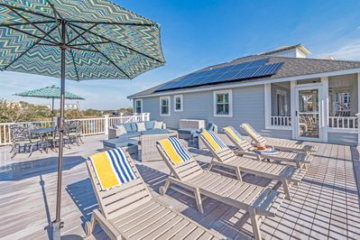 Exterior  - Welcome to Folly Beach! This charming home is professionally managed by TurnKey Vacation Rentals.