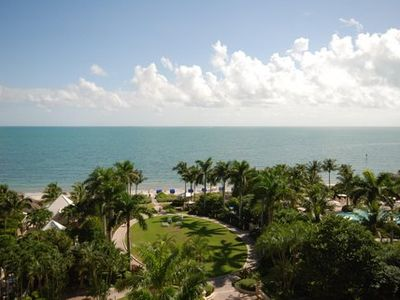 Photo for Key Biscayne Ritz OCEAN FRONT 1 BDR JUNE SPECIAL 3RD night free!!