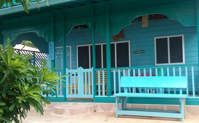 Kaya Villa at Little Bay Cabins, a secure property in Little Bay, Jamaica!