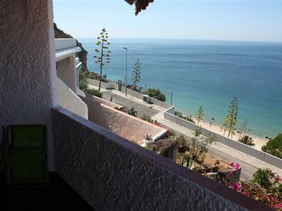 Photo for Duplex with sea view.