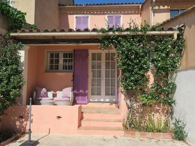 Photo for Warm, Cosy Home In Lovely Village Of Provence