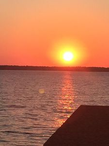 Photo for Great Summer Rates! Secluded Texas Lakefront Getaway on Cedar Creek Lake