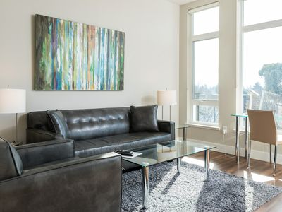 Photo for Chic 1BR | Perfect for Business | Gym | Downtown Mountain View