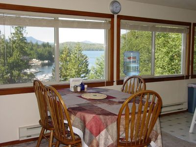 Photo for Almost Home 1-Bdrm overlooking Knudson Cove Marina. Fishermen & familes welcome!