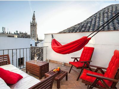 Photo for Amazing and Luxury Triplex. Private Terrace. Center, Cathedral Area