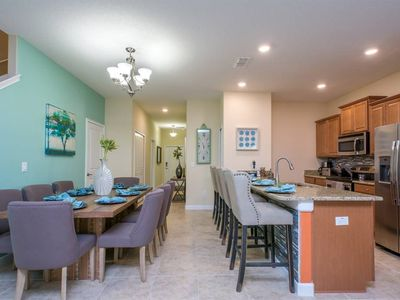 Photo for This bright 5 bedroom townhome can accommodate up to 12 people and is amazingly beautiful