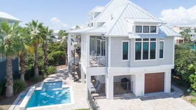Photo for Patience Cottage - Brand New with Gulf Views & Private Pool in Seagrove!!