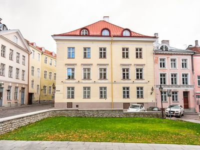 Photo for Spacious 2-bedroom apartment in the city centre of the Old Town of Tallinn