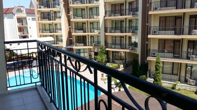 Photo for 1 Bedroom  Apartments in Sea Grace with balcony