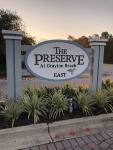 The Preserve at Grayton Beach is a gated community on 30a
