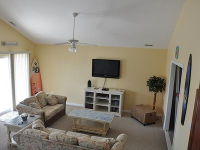 Photo for Large 4 Bdrm Condo 1 blk to Beach and Morey s Waterpark, Ocean views