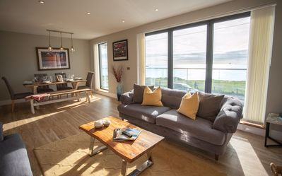 Photo for Ocean View House, Stunning 4 bedroom property situated on South Coast, Dorset.