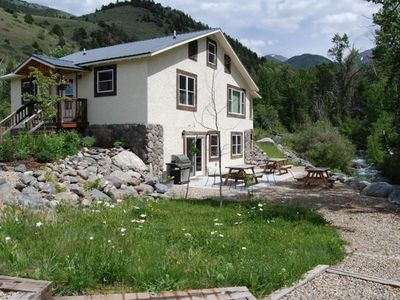 Photo for Old Chico Cottage, Creekside and Hot Water Springs