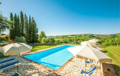 Photo for 2 bedroom accommodation in S. Gimignano SI