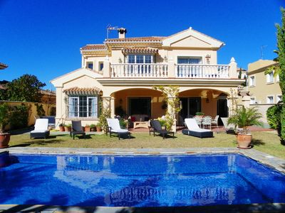 Photo for Holiday home for 9 guests with 350m² in Bahia de Casares (66223)