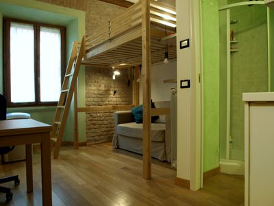Photo for Milan - Small and comfortable