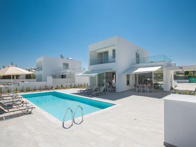 Photo for Protaras Holiday Villa CCV2 -  a villa that sleeps 10 guests  in 5 bedrooms