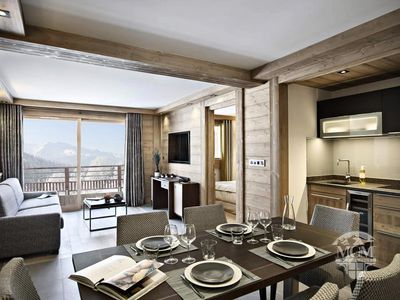 Photo for Résidence Anitéa ***** MGM Hotels & Residences - 3 Rooms 6 People Duplex
