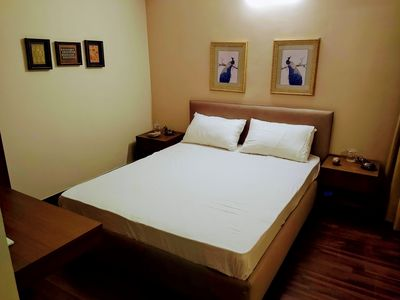 Photo for Independent Luxurious Studio apartment near Expo Mart/IT Hub