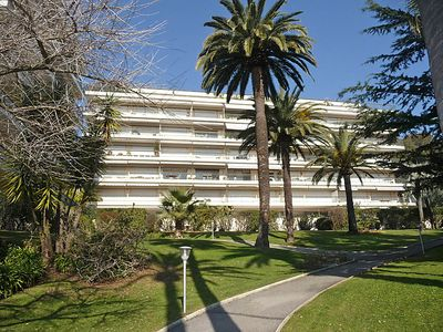 Photo for Apartment Résidence de Luynes in Cannes - 4 persons, 1 bedrooms