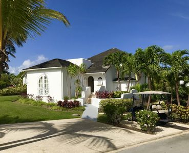Luxurious Royal Villa 10, with ocean view, @ exclusive Royal Westmoreland resort