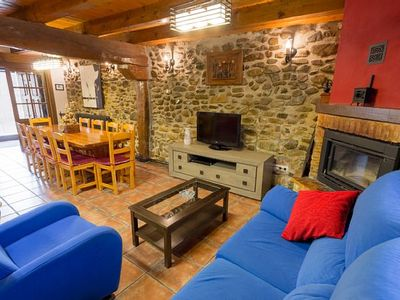 Photo for Self catering cottage La Casita del Oja for 10 people