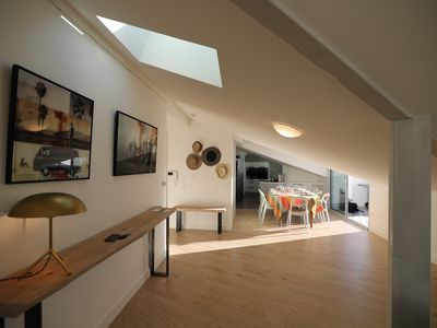 Photo for Real Penthouse: Beautiful appartemant attic up 5 townships