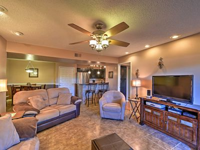 Photo for Mesa Condo w/Pool - Steps from Sloan Park & ASU!
