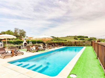 Photo for Cosy Holiday Home in Montegranaro with Swimming Pool