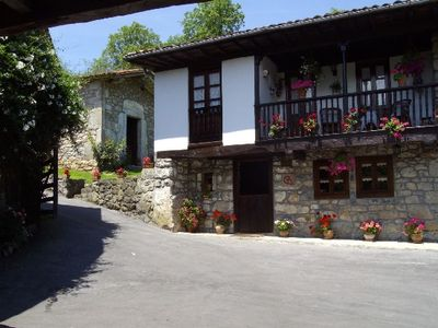 Photo for Self catering cottage Caserío de San Pedro for 6 people