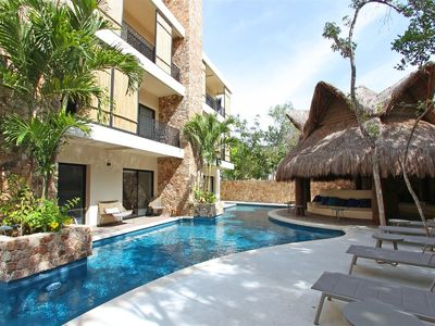 Photo for 2BR Condo Vacation Rental in Tulum
