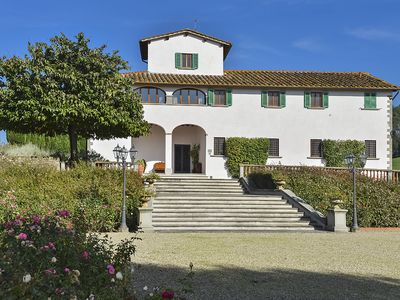 Photo for Villa Il Gelsomino 10 - Beautiful villa with panoramic view
