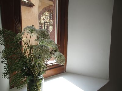 Photo for THE HEART OF RIQUEWIHR, GROUND FLOOR COMFORTABLE AND FUNCTIONAL