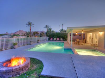 Photo for Pool & Jacuzzi House on Golf Course