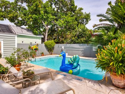 Photo for NEW LISTING! Dog-friendly condo with a private deck and shared swimming pool