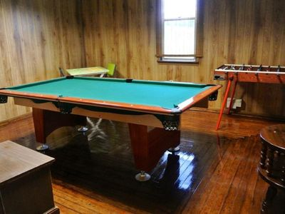 Ten Minutes From Fallingwater House In A Ve VRBO - Electronic pool table