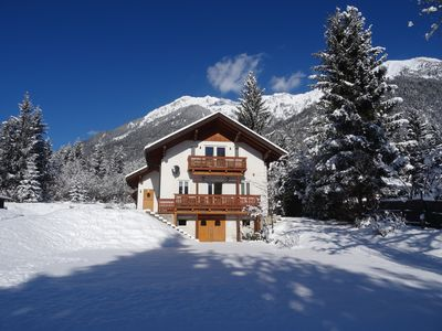 Photo for Beautiful detached house for your winter sports or summer vacation!