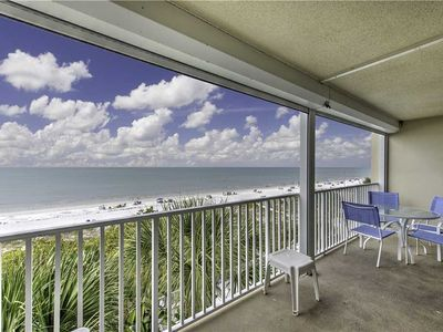 Hamilton House 303: 2 BR / 2 BA condo in Indian Rocks Beach, Sleeps 6